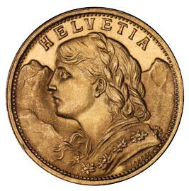 Wo liegt das Schweizer Nationalbankgold?
