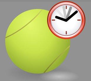 Spielen Geiseln Tennis?