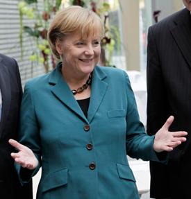 Strafanzeige gegen Bundeskanzlerin Angela Merkel (Foto: Angela-Merkel.de)