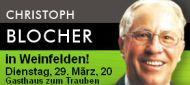 Dr. Christoph Blocher in Weinfelden