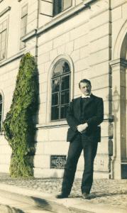 Der Psychologe Carl Gustav Jung