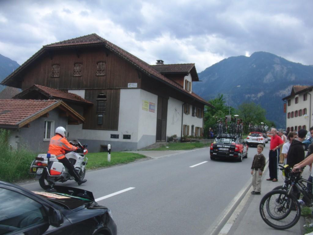 Tour de Suisse 2011, Foto: Schlagwort AG