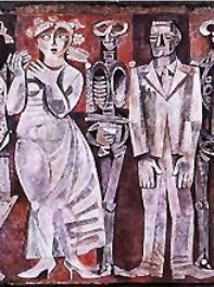 Der Aargauer Künstler Felix Hoffmann war auch ein bedeutender Glasmaler, Fresko- und Sgraffitokünstler. Er schuf unzählige Kinderbuch-Illustrationen, Illustrationen von Literatur.