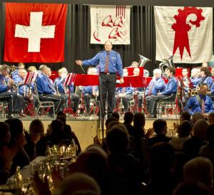 Polizeimusik Baselland gibt ihr Jahreskonzert