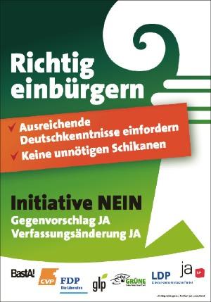 Sprachinitiative: SVP Basel anerkennt den Entscheid, fordert aber eine klare Regelung