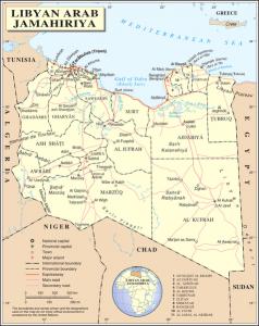 Calmy-Rey wollte am liebsten in Lybien einmarschieren. Nun ist die Armee der neutralen Schweiz nicht nur am Balkan, sondern auch in Lybien im Einsatz.