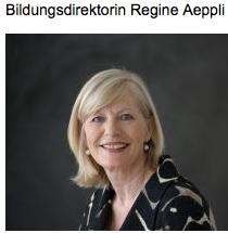"""Wenn sich """"Bildungsdirektorin"""" Regine Äppli in Zürich durchsetzt, ist demnächst Schluß mit Französisch-Lernen für die Matura"""