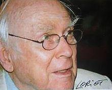 Loriot (Foto) wurde zum Sprachwahrer des Jahres 2011 gewählt