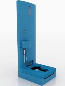 Toilette mit Analreinigung: Erfunden mit Schweizer Steuergeldern - ob sie je gebraucht wird, ist jedoch mehr als fraglich (Foto: EAWAG)