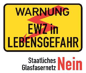 Als ob Zürich nicht genug Schulden hätte, sollen nun zukünftige Generationen ohne Not exorbitante Risiken tragen. Eine Kostenrechnung der EWZ auf dreißig Jahre kalkuliert für ein Glasfasernetz, das nur 9 % zugutekommen wird und dessen Zukunft ungewiß ist.