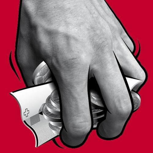 1 zu 12-Inititiative: Wer etwas Gutes tun will für den Standort Schweiz, der stimmt Ja (Foto: 1-12.ch)