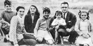 Che Guevara gehörte der weißen Oberschicht Argentiniens an (Bild: zk. 1941), alles andere sind linke Märchen