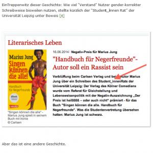 Bildschirmfotoausriß: Südwotsch.de (Suedwatch.de)