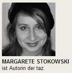 Margarete Stokowski (TAZ)