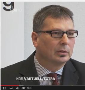 Karnveal in in Braunschweig 2015: abgesagt wegen Terrorgefahr (Bildschirmfotoausriß: YT-Video des dt. Staatsfernsehens)