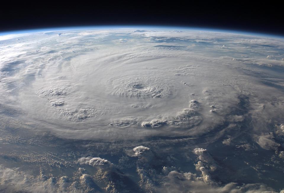 Schwankungen des Klimas zu veränderten Niederschlägen