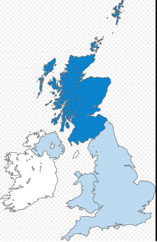 Schottland wurde von England (Vereinigtes Königreich Großbritannien) unterjocht. Im Film Braveheart geht es um bedingungslose Patrioten, die für die Freiheit Schottlands kämpfen.